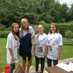 Kinder helfen Kindern: STOP-CP! Ice Bucket Challenge 2.0