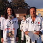 Karate Kids – STOP-CP! Ice Bucket Challenge 2.0